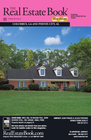 Realtors In Columbus Ga >> The Real Estate Book Of Columbus Ga 30 2 By Allie Atkins