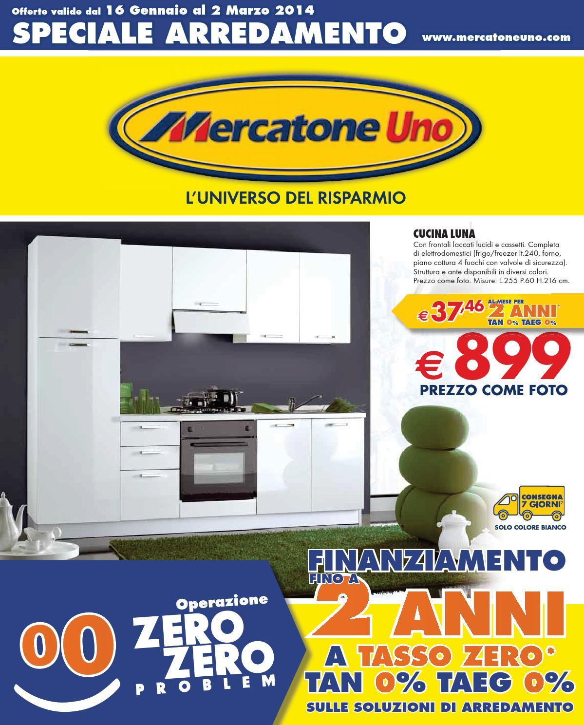 Mercatoneuno Catalogo 16gennaio 2marzo2014 By Catalogopromozioni Com Issuu
