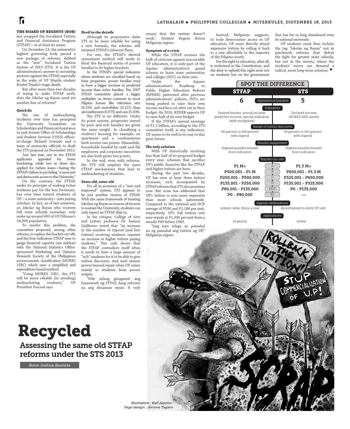 Philippine Collegian Issue 19-20 by Philippine Collegian - issuu