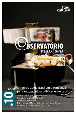 Observatório 10 - Cinema e audiovisual em perspectiva  pensando ... 23580ce398