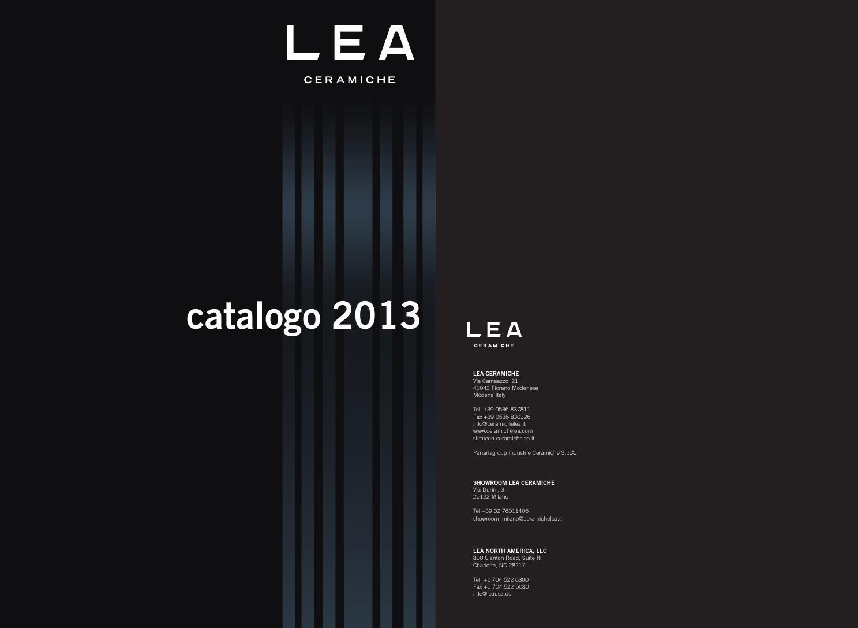 Listino Prezzi Lea Ceramiche.Lea Ceramiche General Catalog 2013 By Prodomus Issuu