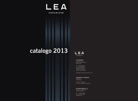 Lea Ceramiche Bioessenze Prezzi.Lea Ceramiche General Catalog 2013 By Prodomus Issuu