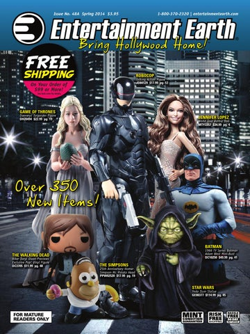 Entertainment Earth Spring 2016 Catalog by Entertainment Earth - issuu