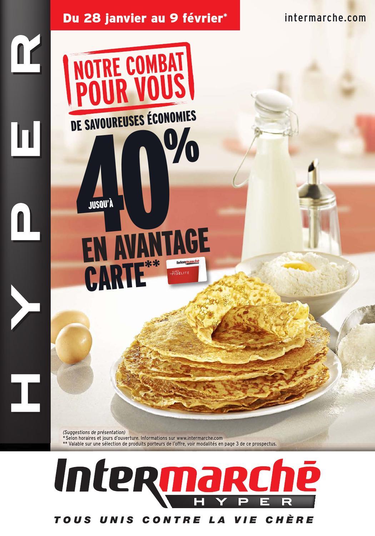 Catalogue Intermarché - 28.01-9.02.2014 by joe monroe - issuu