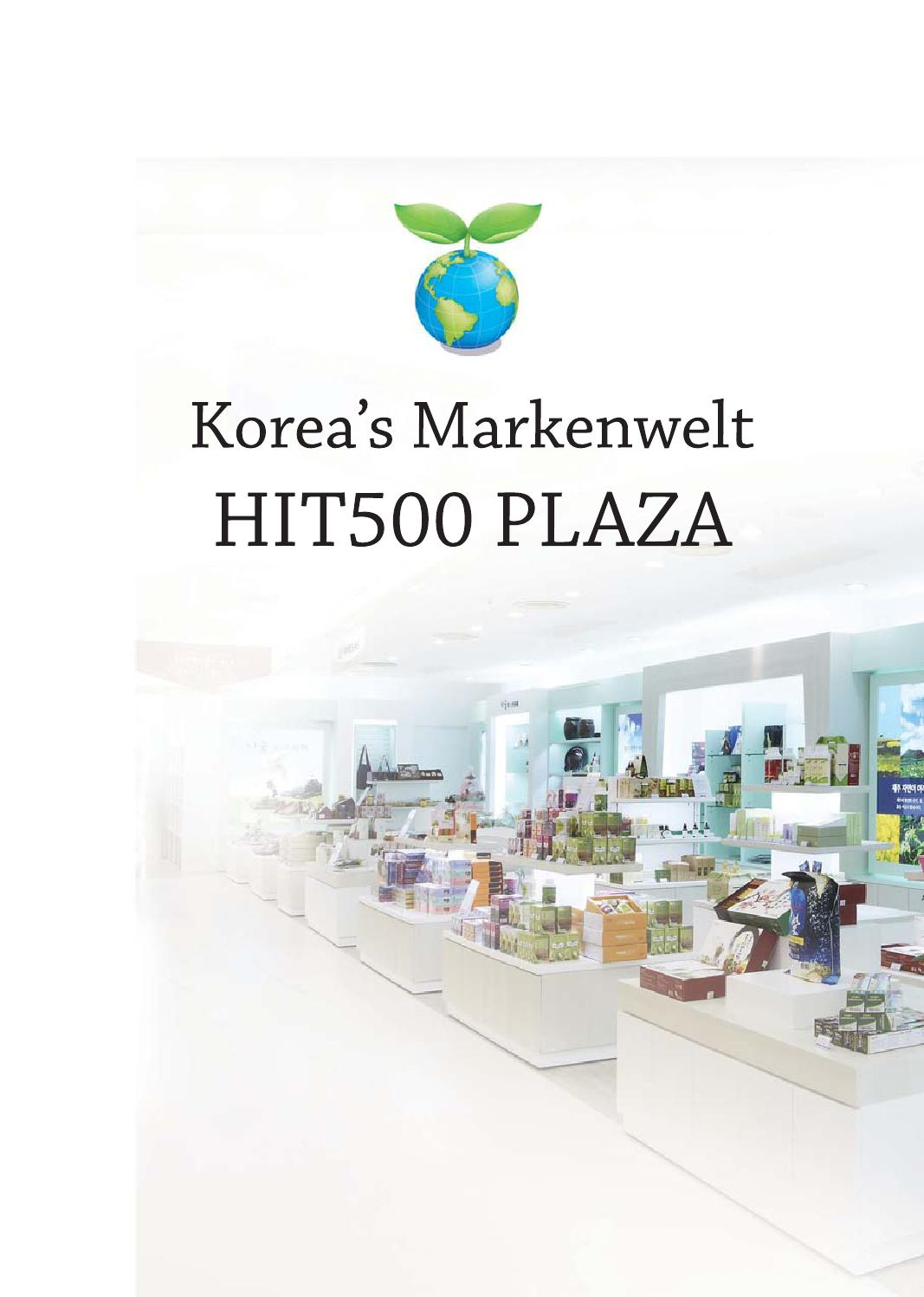 Korea\'s markenwelt HIT 500 by Krommer GmbH - issuu