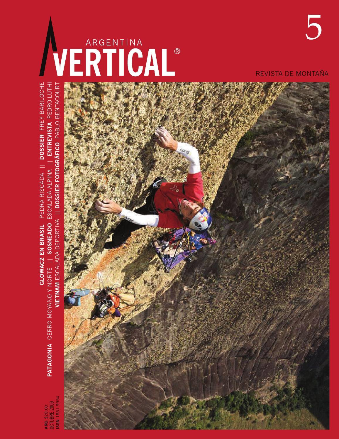 Vertical #5 Completo Digital by Vertical Argentina - Revista de ...