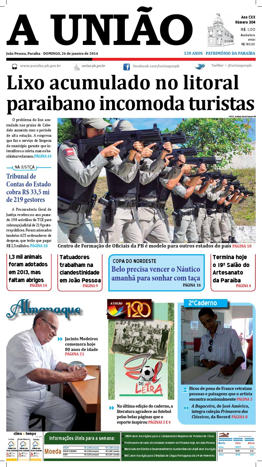 8bbd661e76d1b1 Jornal A União