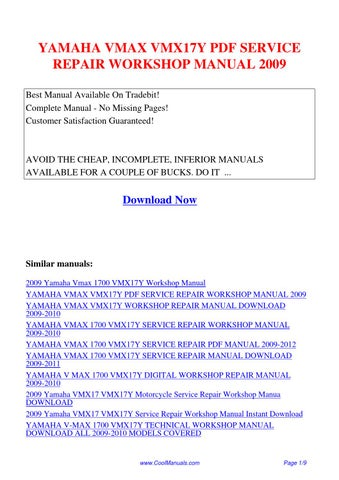 searchable factory yamaha sx 500 600 700 repair manual