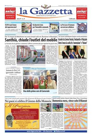 Ballesio F Lli Srl.La Gazzetta 22 Gennaio 2014 By La Gazzetta Issuu