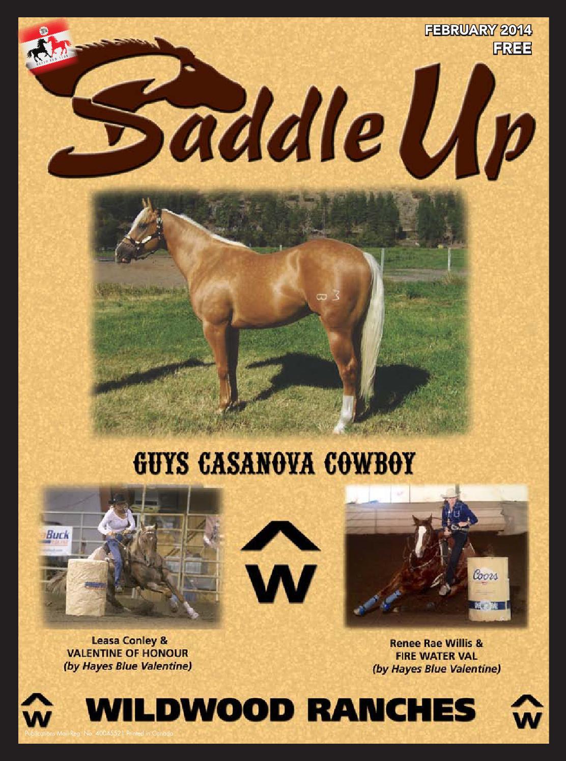 Saddle Up Feb 2014 by Saddle Up magazine - issuu