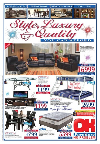 6de4c29502c6 OK Furniture Weekly Catalogue South Africa Validity 28 January- 9 February  2014 Furniture Catalogue
