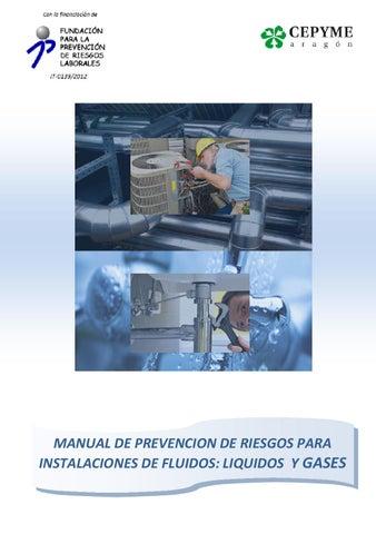 320e5d015d Manual de prevención de riesgos para instalaciones de fluidos ...
