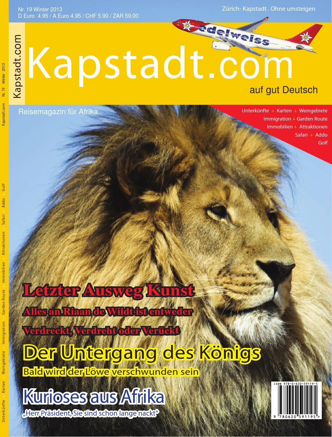kapstadt auf gut deutsch 19 by kapstadt com issuu