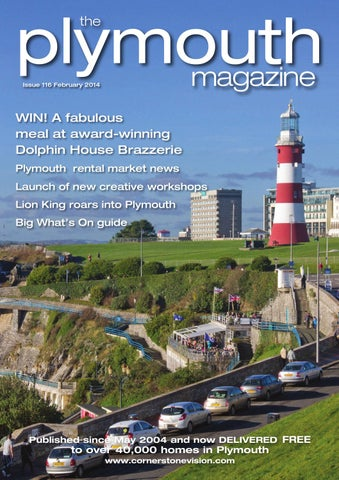 The Plymouth Magazine issue 116 by Cornerstone Vision - issuu 09c7f99d52