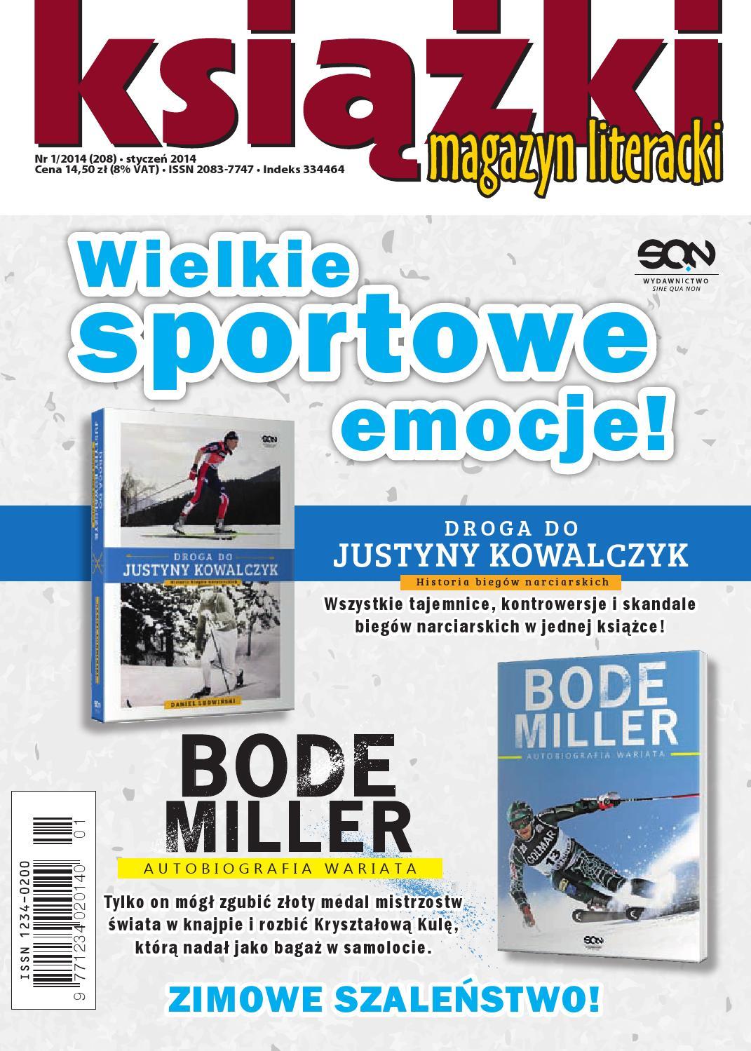 7cfe2fa25731ee Mlk 1 2014 by Biblioteka Analiz Magazyn Literacki KSIĄŻKI - issuu