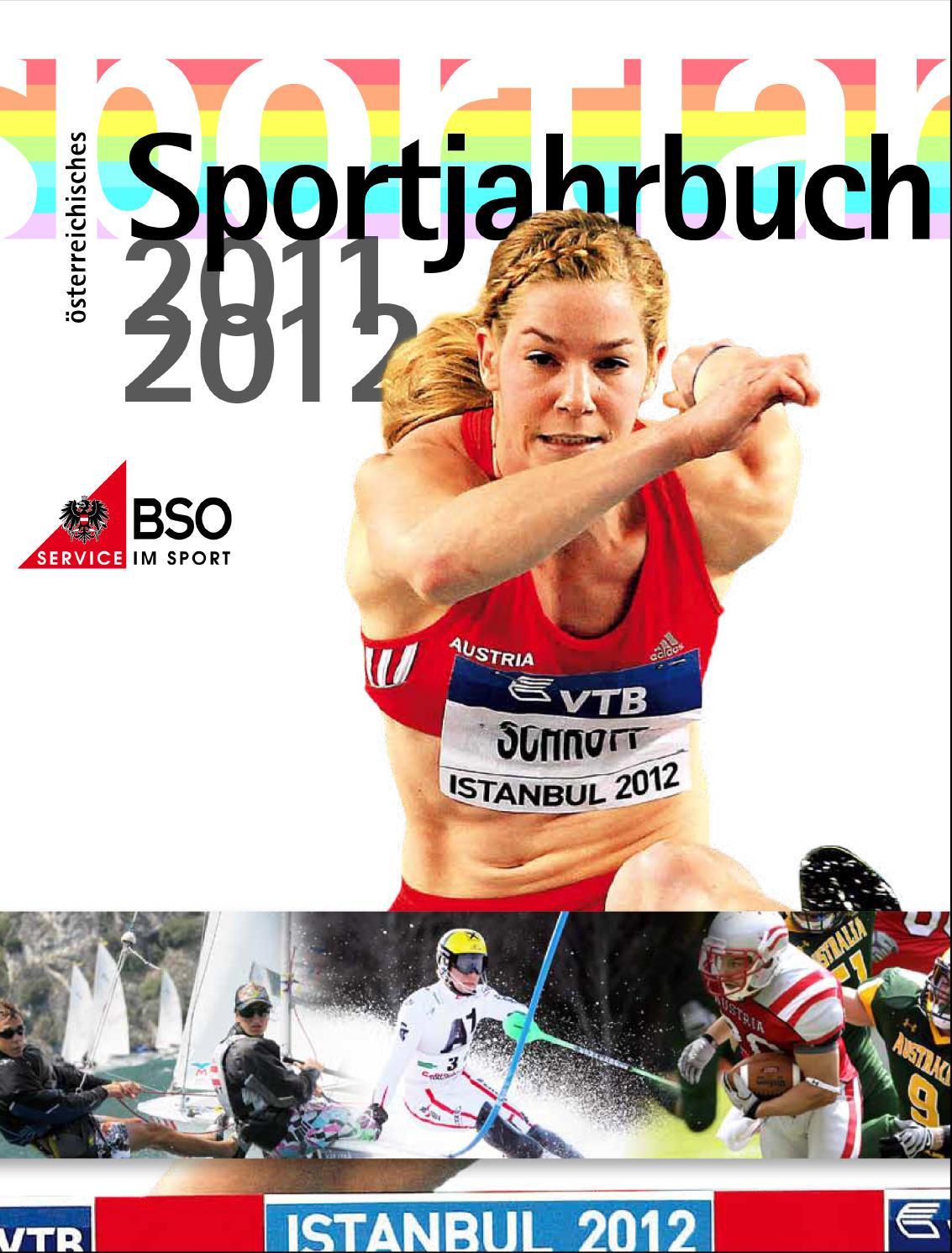 BSO-Sportjahrbuch 2011/12 by Bundes-Sportorganisation - issuu