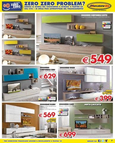 mercatoneuno 2mar by volavolantino - issuu - Soggiorno Globo Mercatone Uno