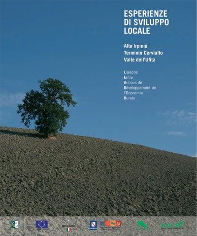 ESPERIENZE DI SVILUPPO LOCALE Alta Irpinia Terminio Cervialto Valle  dell Ufita Liaisons Entre Actions de Développement de l Economie Rurale 1720bddbf71