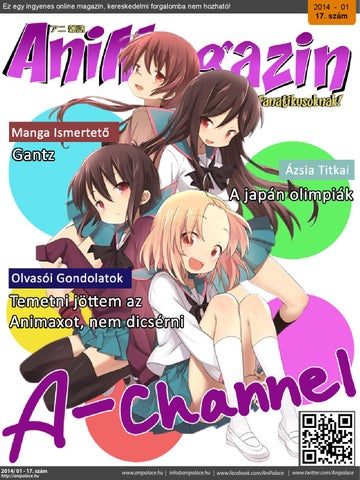 Animagazin 40 by AniPalace - issuu 5d87834d54