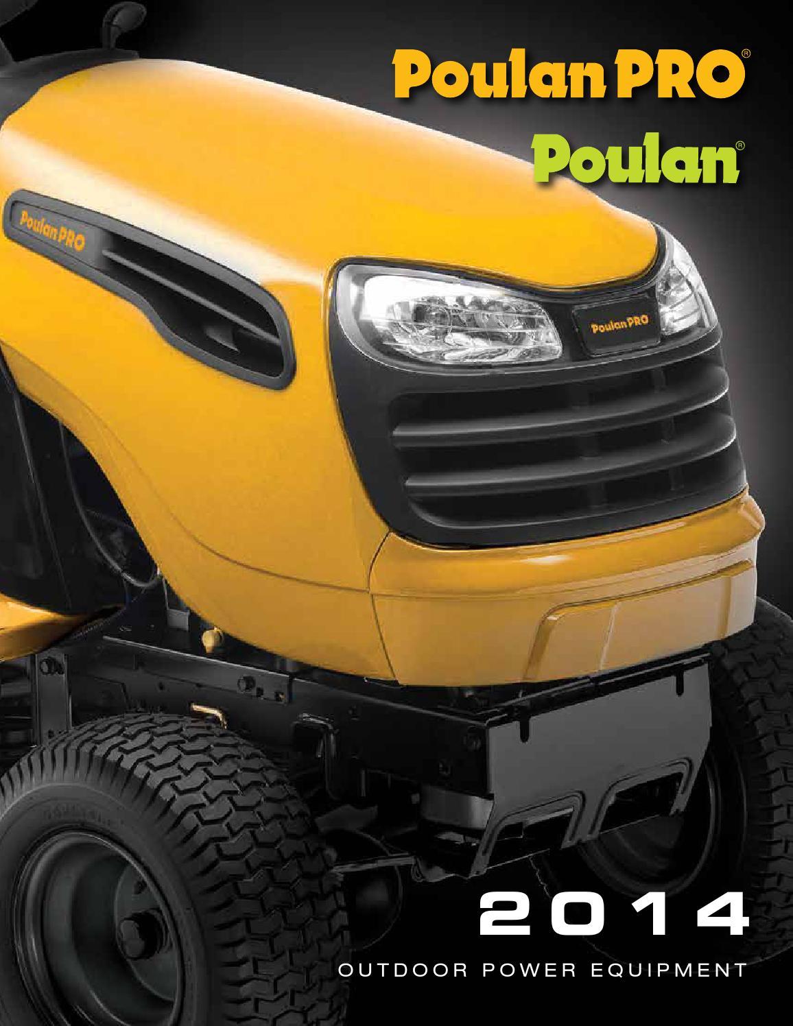 2014 Poulan Pro Catalog By Husqvarna Ab Issuu Fuel Filter
