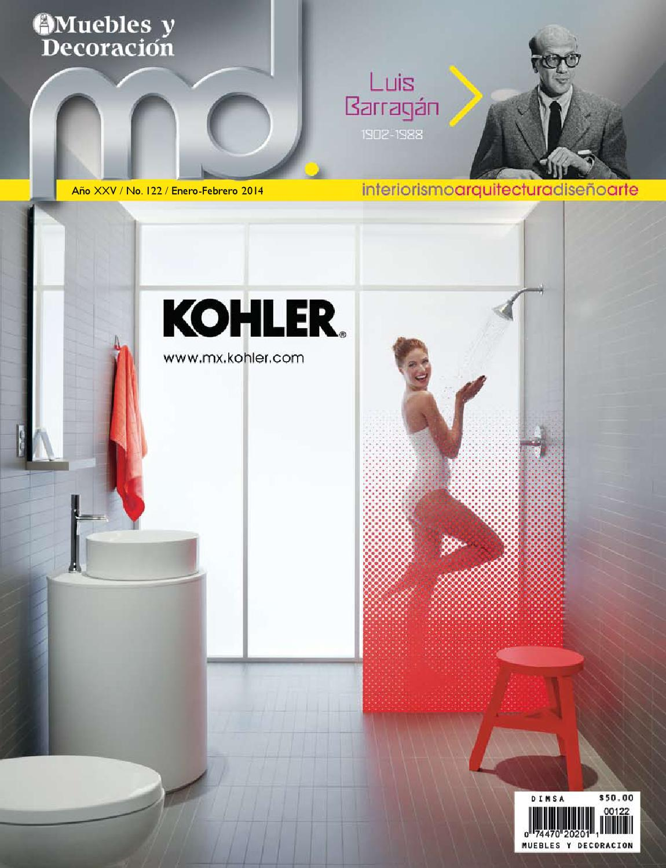 Revista muebles y decoraci n by 05999 issuu - Muebles barragan ...