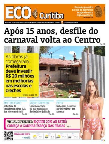 95ffae3c902 ECO Curitiba 082 by Eco Central - issuu