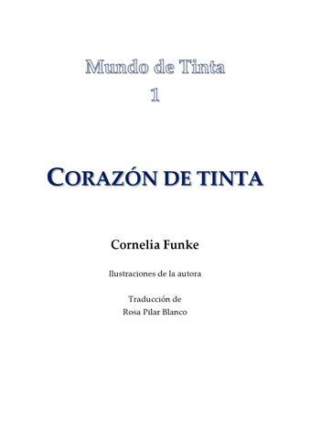 Funke cornelia corazon de tinta by Anahy Sánchez - issuu