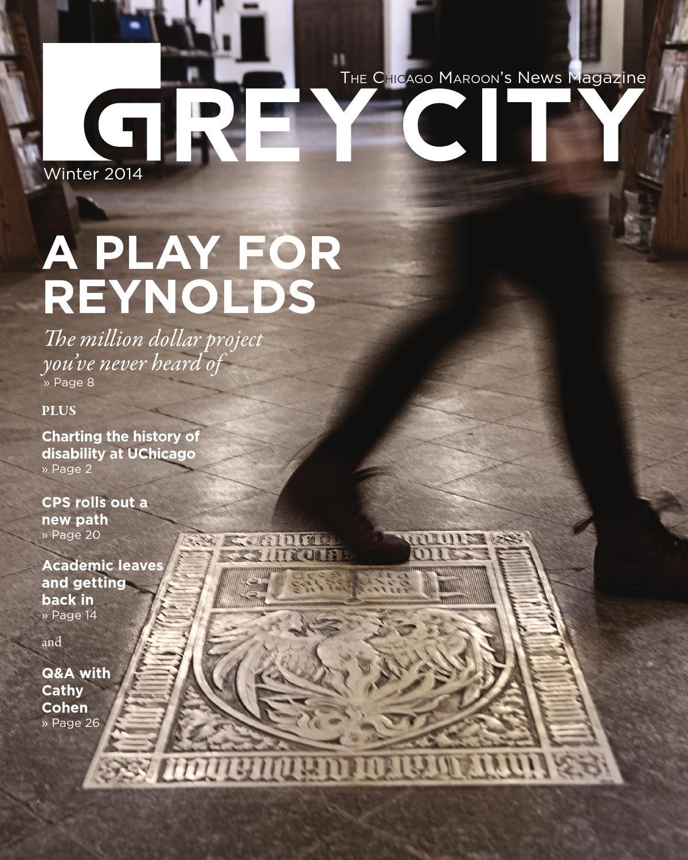Grey City Winter 2014