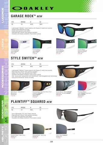 b4b6a82061 2014 oakley web. by oxfordproductsltd · Cover of
