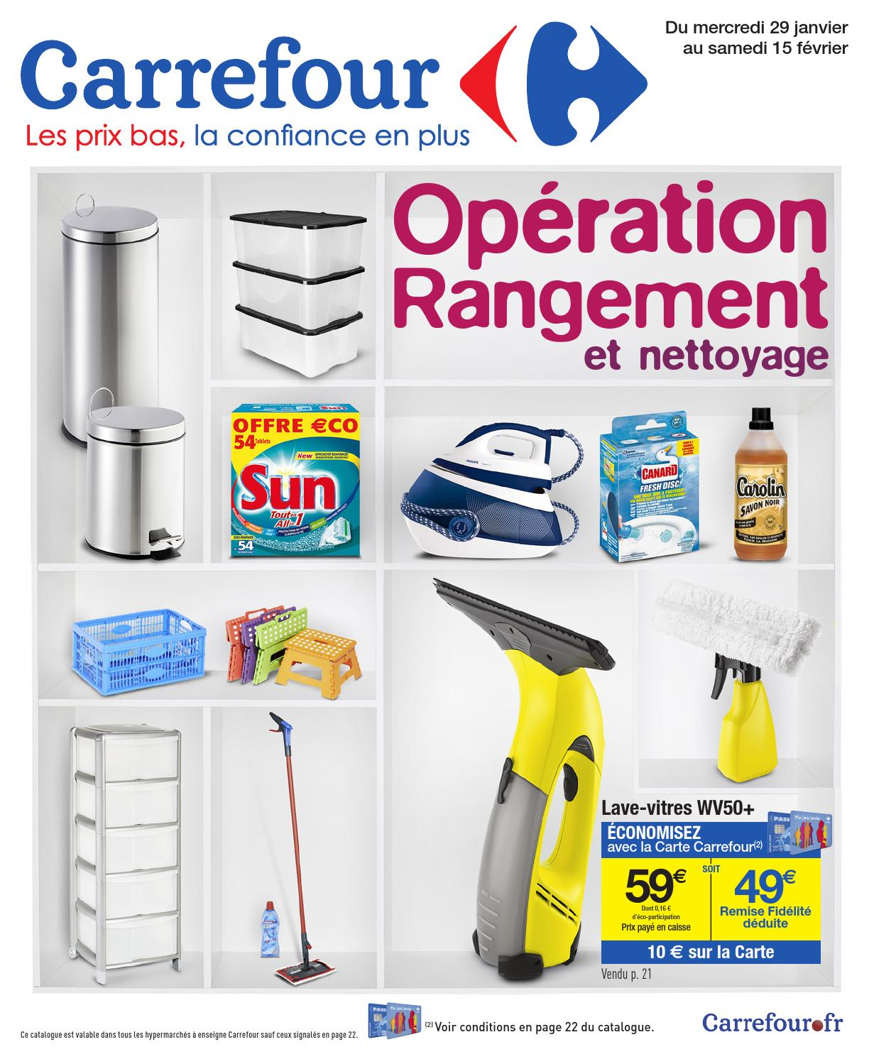 Catalogue Carrefour 29 01 15 02 2014 By Joe Monroe Issuu