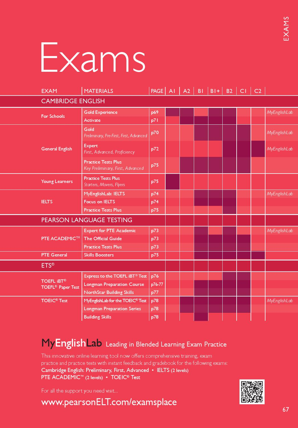 The Pearson ELT and Penguin Readers Catalogue 2014 by