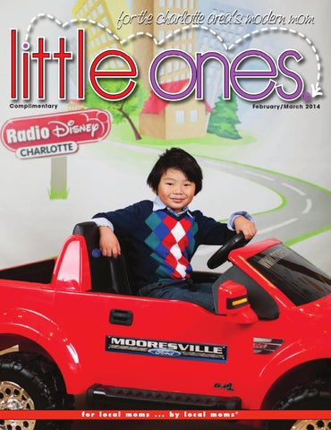 Little Ones Magazine April/May 2014 by idesign2inc - issuu