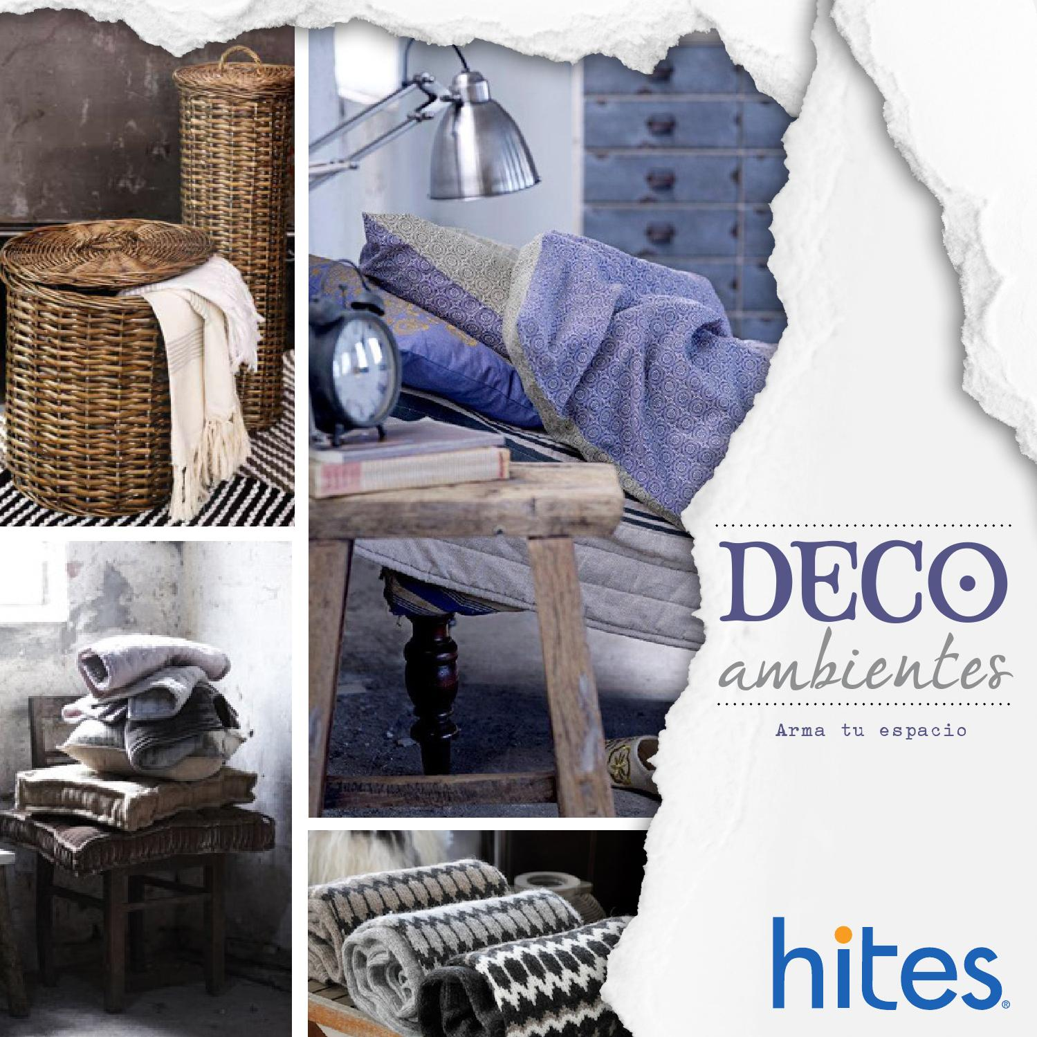 DECO AMBIENTES | Hites by Claudio Betancourt - Issuu - photo#2