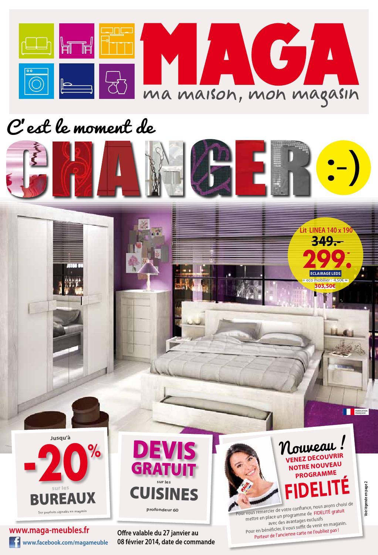 Catalogue Maga 27 01 8 02 2014 By Joe Monroe Issuu