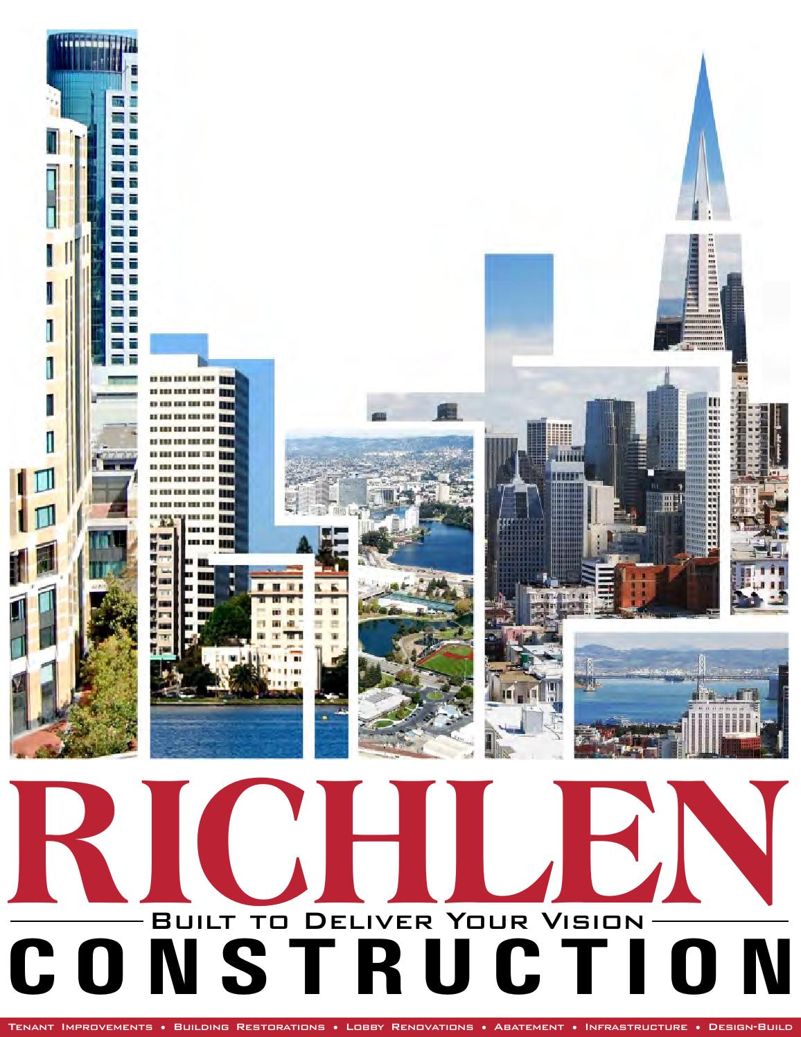 Richlen Construction Commercial General Contractor January