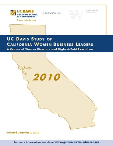 Lam Research Fremont Campus Map.2010 Cal Women Business Leaders By Uc Davis Graduate School Of