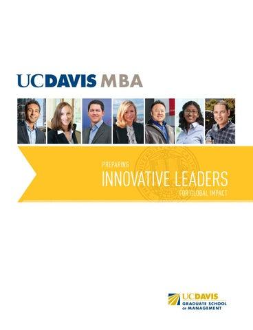 Fulltime Recruiting Brochure 2014 By Uc Davis Graduate