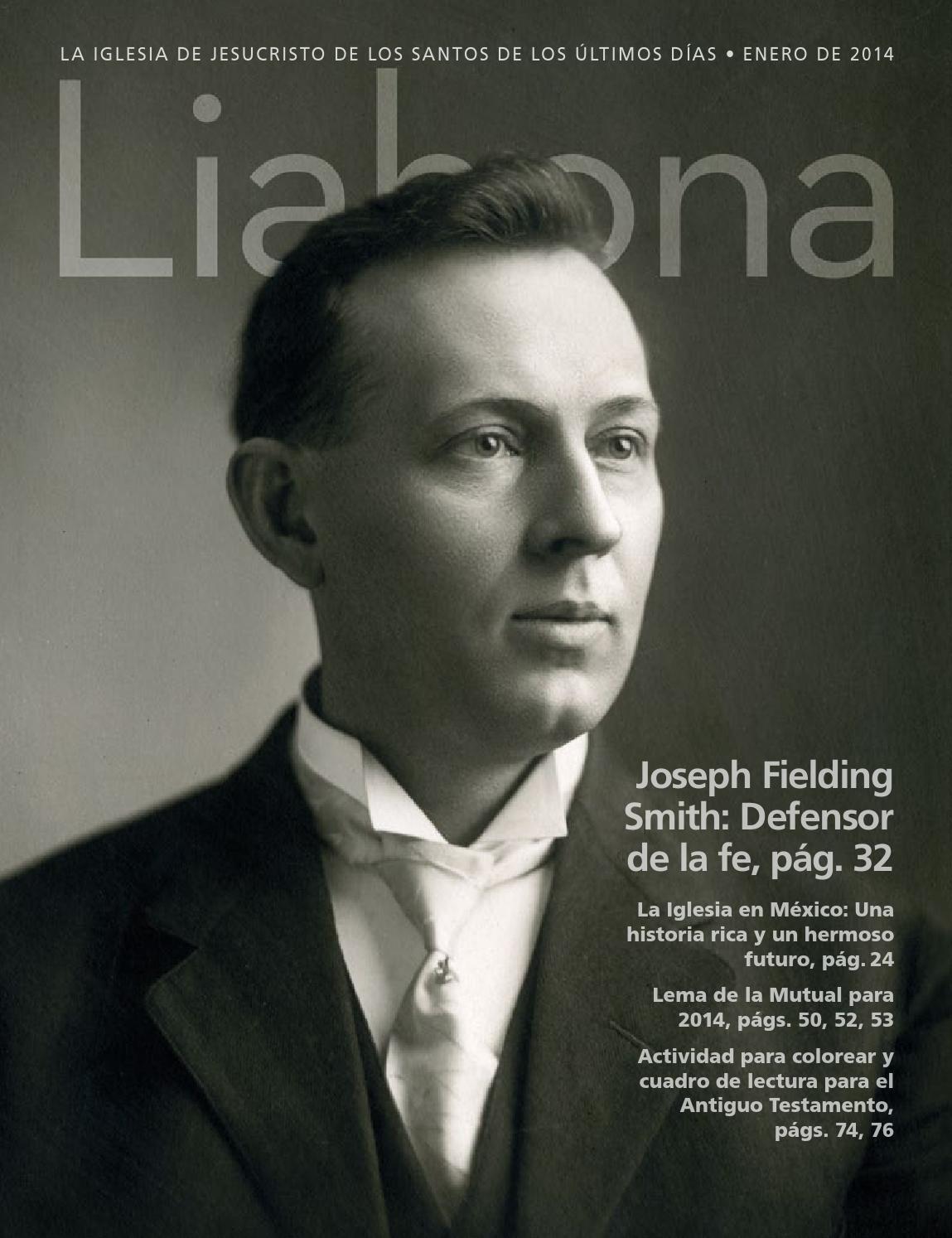 Liahona Enero 2014 by Luis A. Duarte - issuu