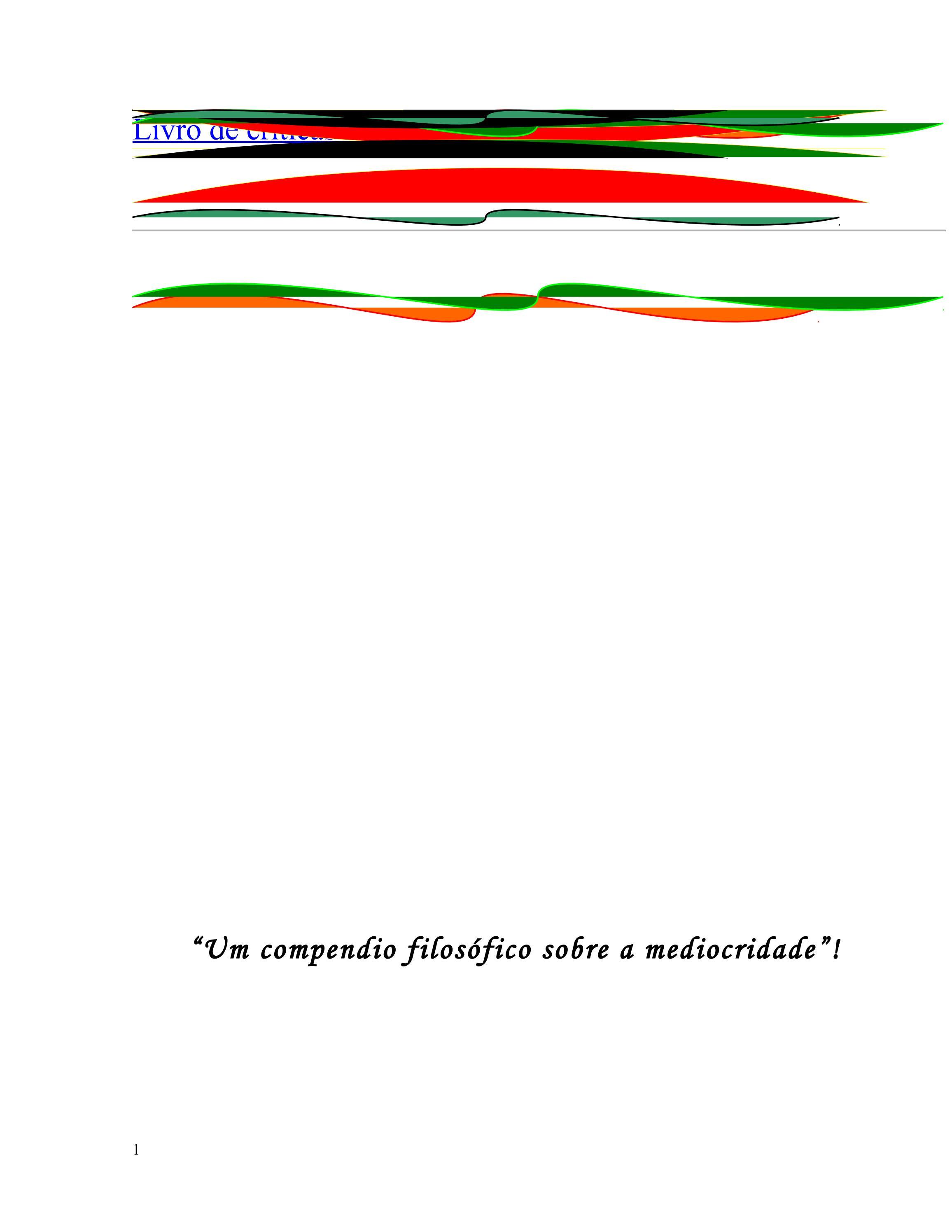 Livro de criticas ácidas(revisão final) by Fernando Alarcon - issuu e9641d0860a91