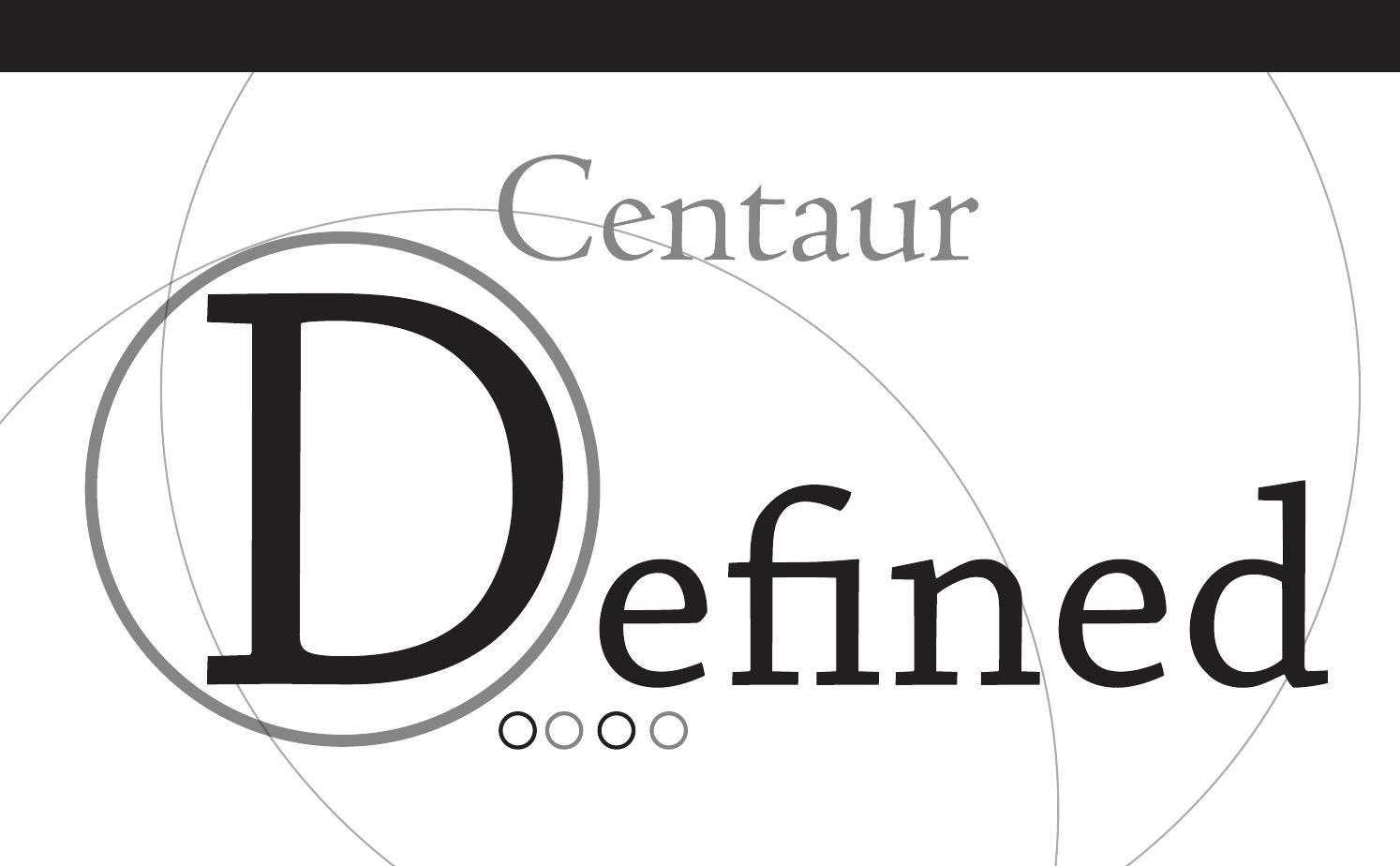 Centaur book by Daniel Raggs - issuu