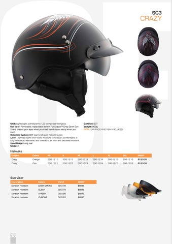 2f7ede67 LS2 Helmets 2014 Catalog by Chun Liu - issuu