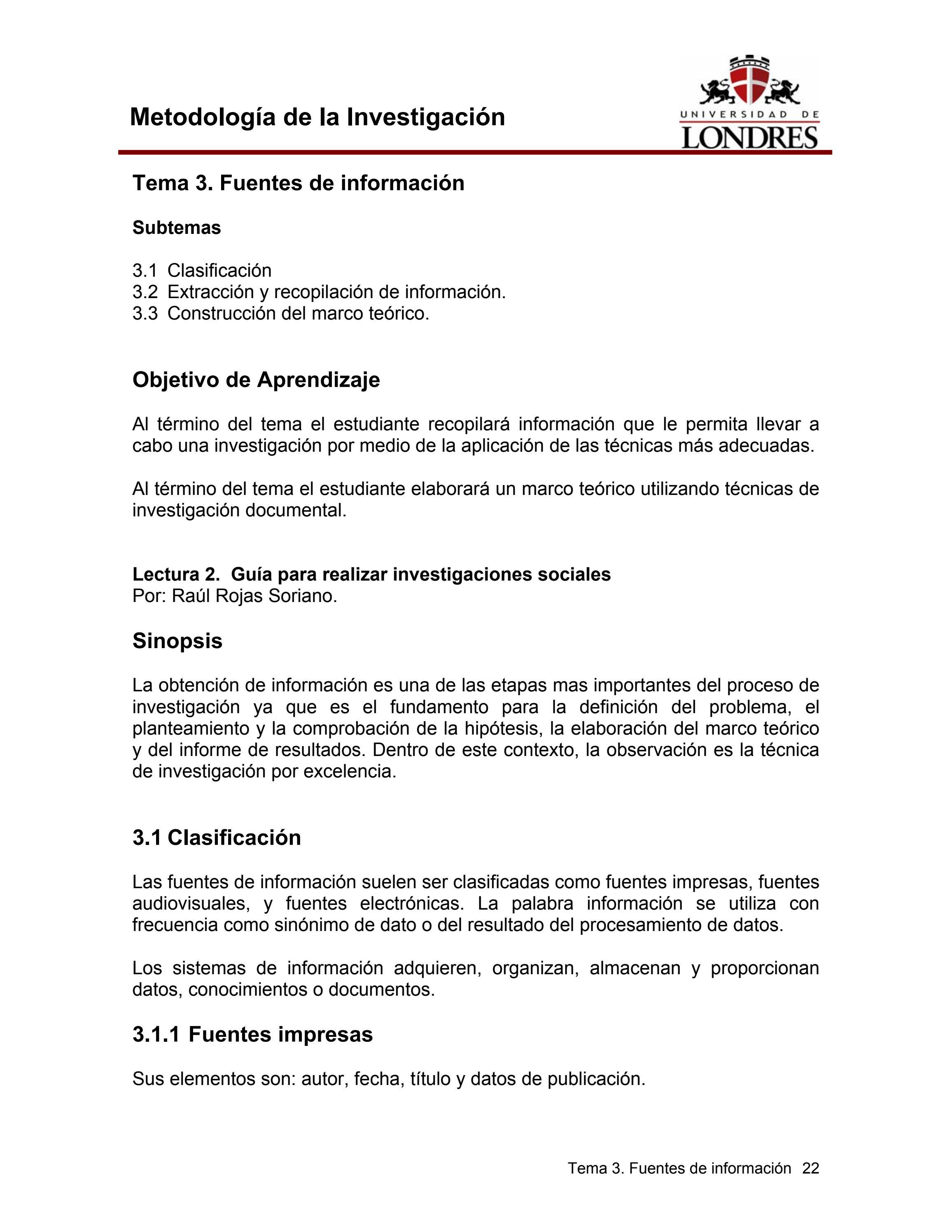 Metodologia investigacion by John Benvin - issuu