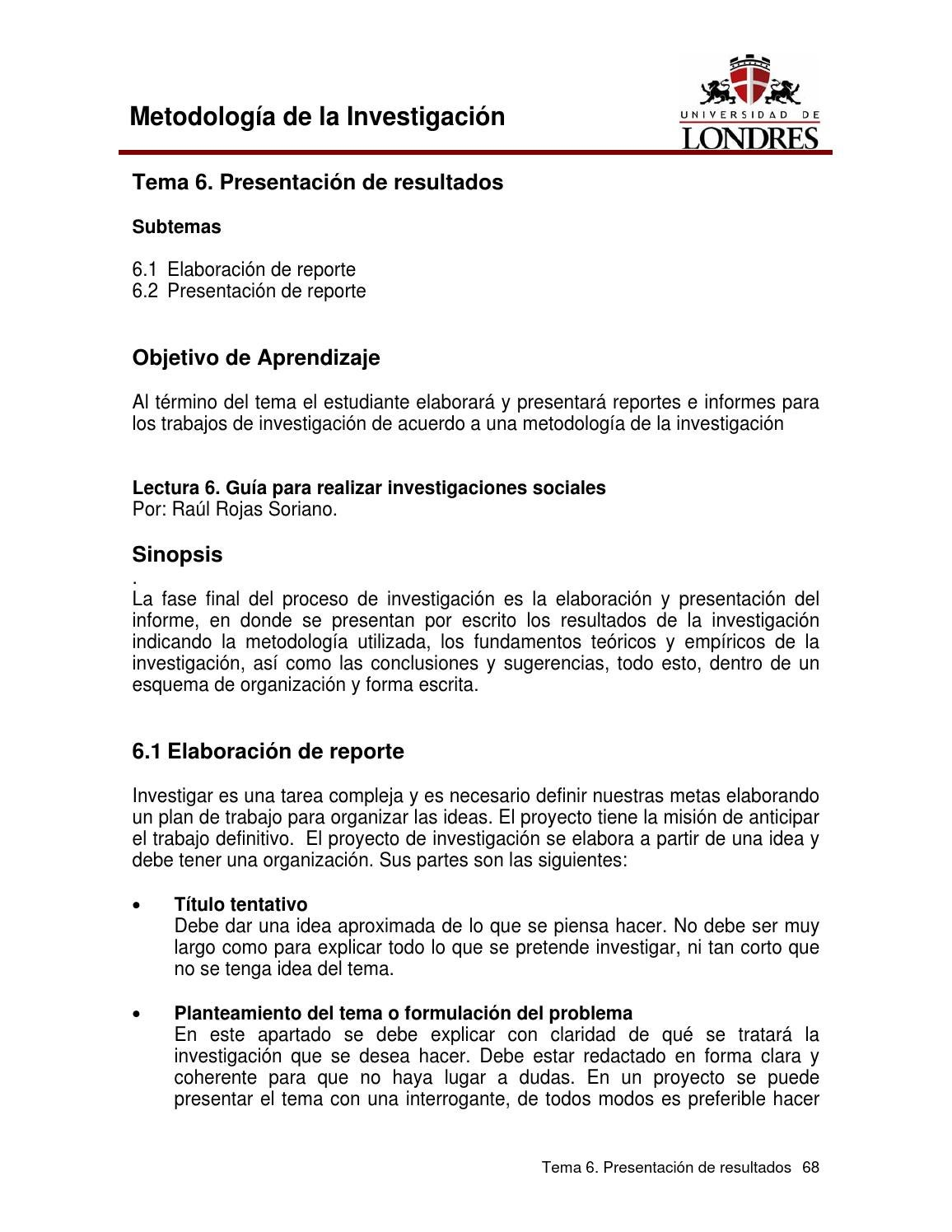 Metodologia Investigacion By John Benvin Issuu