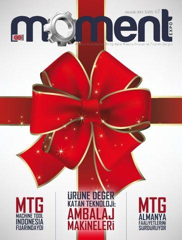 Moment Expo Dergisi Sayı67 By Orta Anadolu Ihracatçı Birlikleri