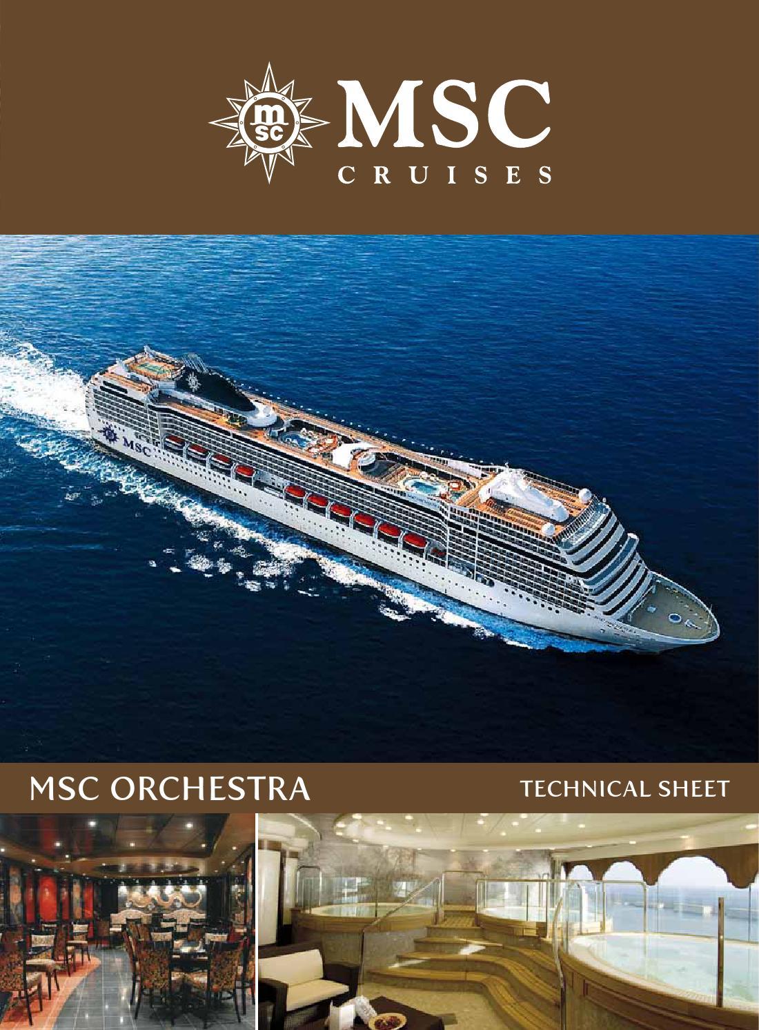 MSC Orchestra - elitetravel.hr by Elite Travel - Issuu