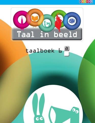 Beroemd Taal in beeld 2 - Taalboek 6a - blok4 by Uitgeverij Zwijsen - issuu &NF74