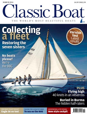 Classic Boat March 2014 by The Chelsea Magazine Company - issuu d21bde9a61