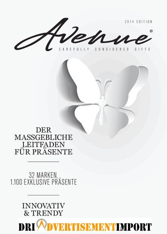 Avenue 2014 By Dri Advertisement Import Issuu
