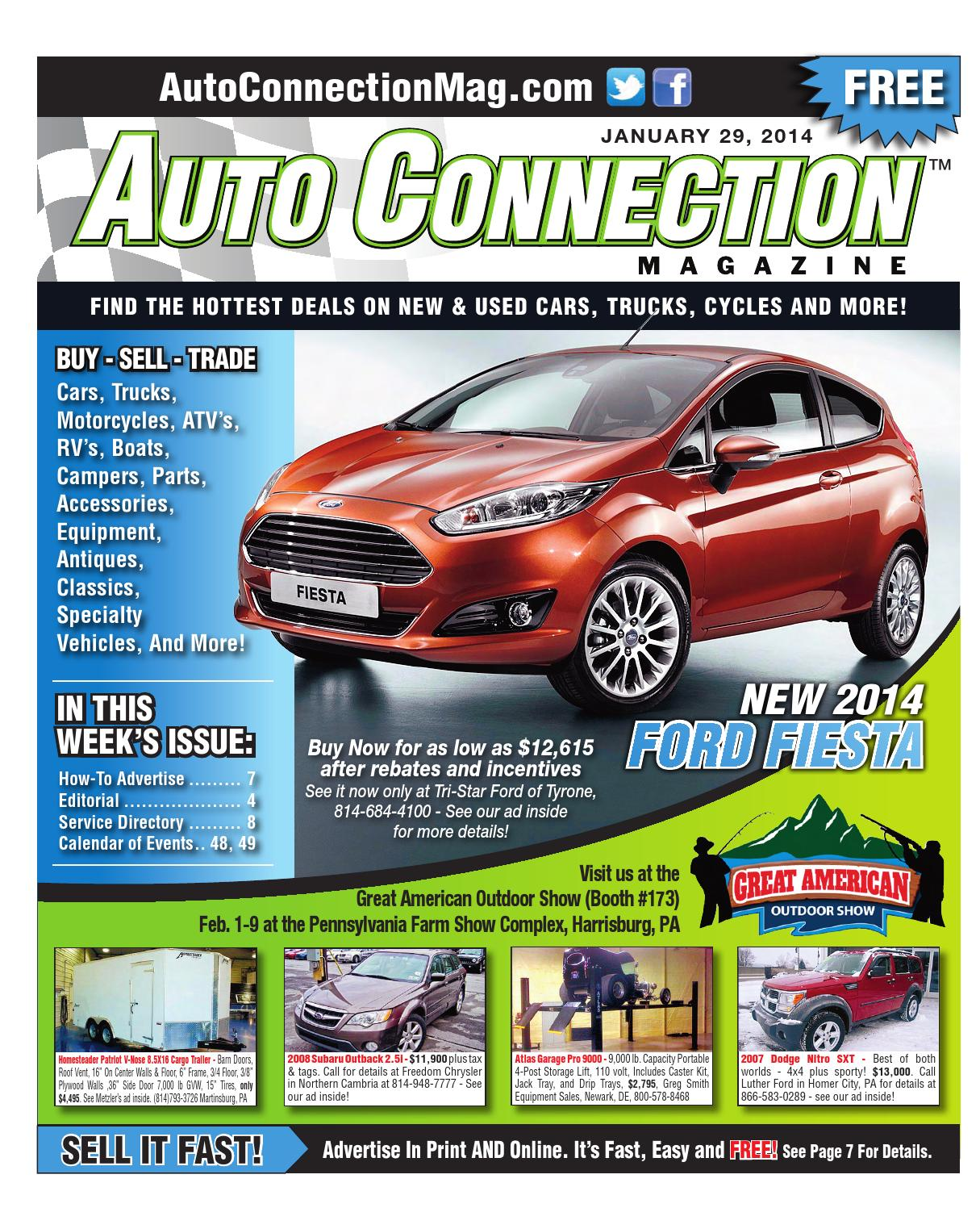 01 29 14 auto connection magazine by auto connection magazine issuu sciox Choice Image