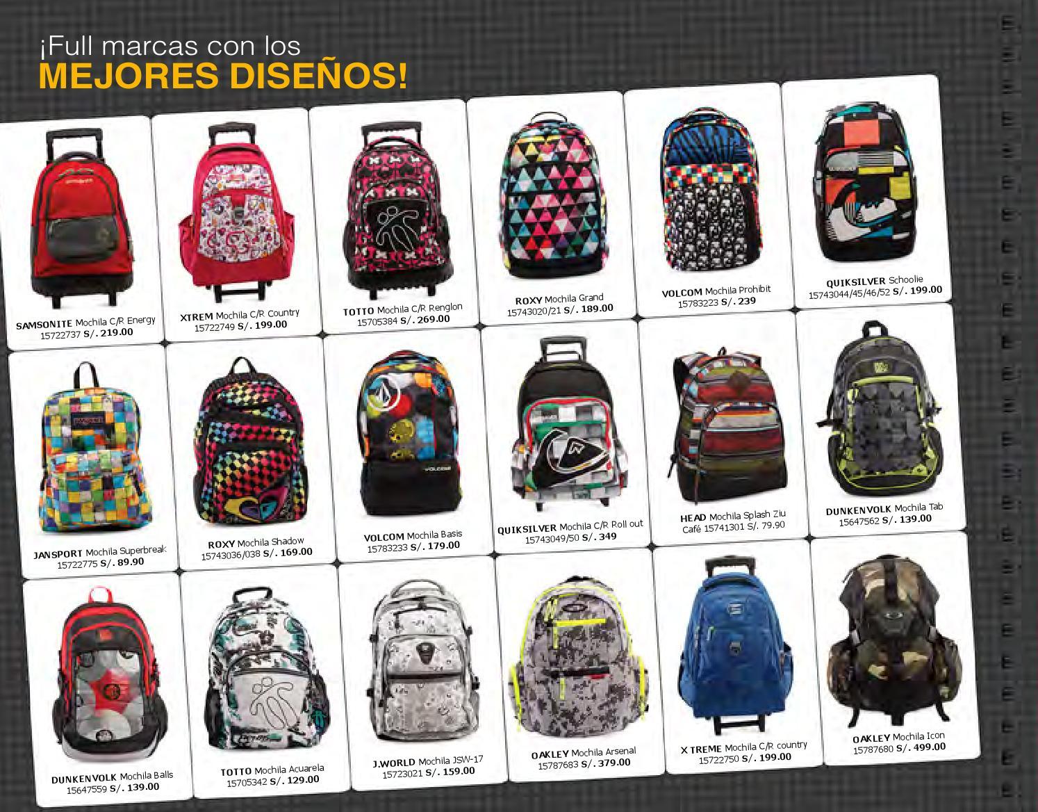 612409f4a6d448 Back to school by Ripley Peru - issuu